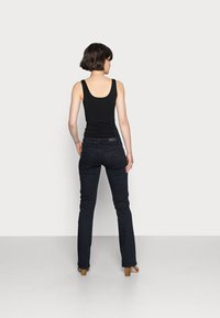 LTB - VALERIE - Bootcut jeans - camenta wash - 2