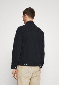 Schott - JAY - Summer jacket - navy - 2