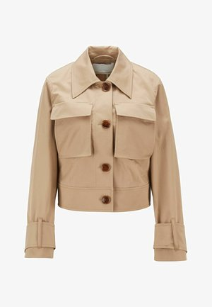 JISTEA - Summer jacket - beige