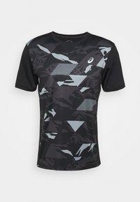ASICS - FUTURE CAMO - Camiseta estampada - performance black - 3