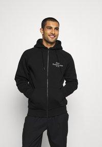 Peak Performance - ORIGINAL ZIP HOOD - Sweatshirt - black - 0