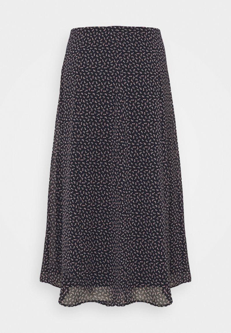 edc by Esprit - SKIRT - A-line skirt - navy