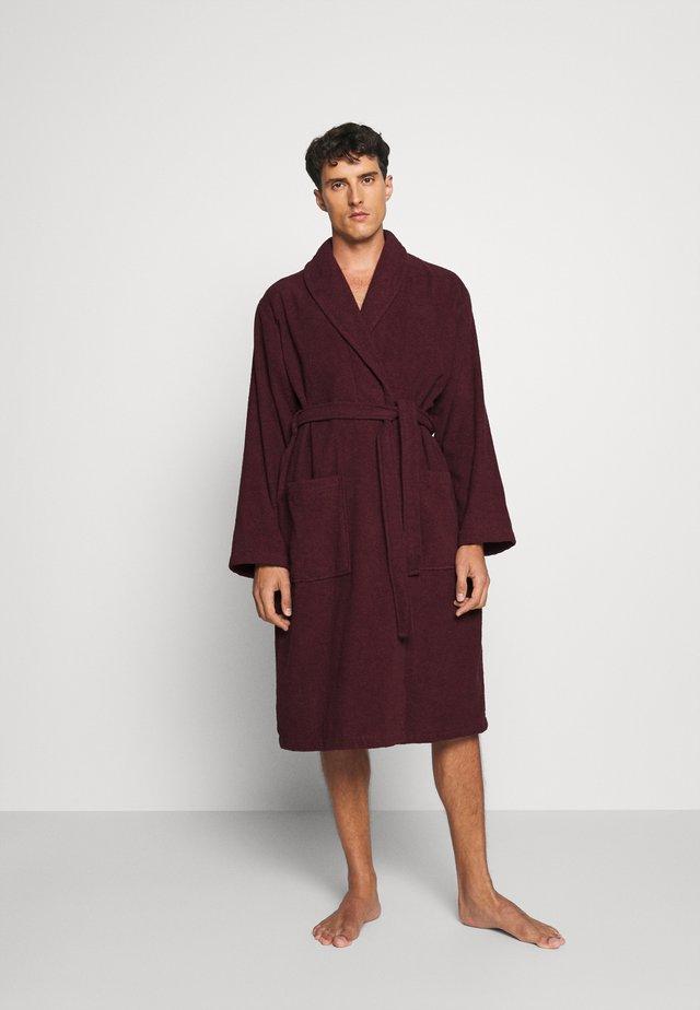 Dressing gown - bordeaux