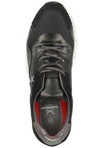 Sansibar Shoes - Matalavartiset tennarit - schwarz 1 - 1
