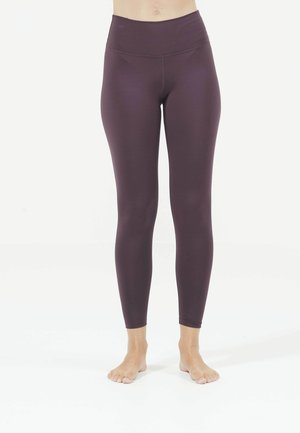 FRANZ  - Leggings - purple grape