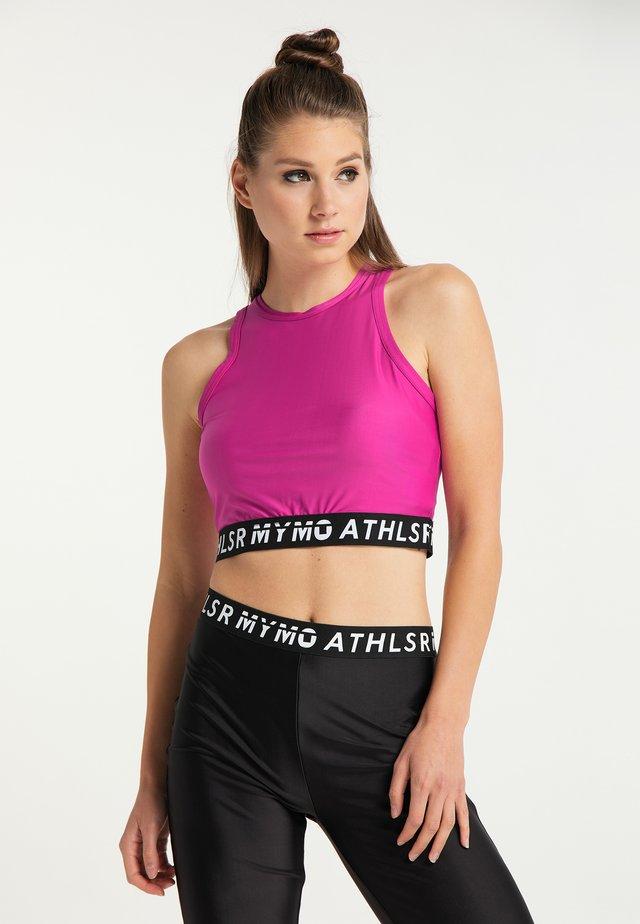 Toppi - neon pink