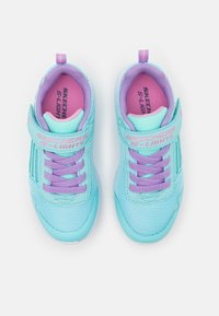 Skechers - DYNA LIGHTS - Trainers - aqua - 3