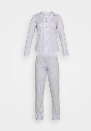 LOVELY NIGHTS SET - Pyjamas - bleached denim