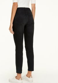 comma - MIT WASCHUNG - Jeans Skinny Fit - black - 2