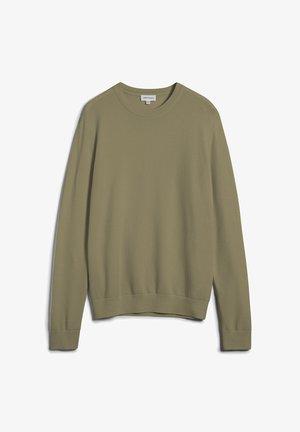 GRAANO GRAANO - Sweater - dark sage