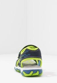 Superfit - MIKE 3.0 - Walking sandals - blau - 3