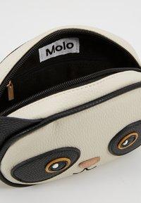 Molo - PANDA BAG - Skuldertasker - black/white - 5