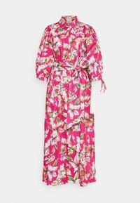 Liu Jo Jeans - ABITOLUNGO POPELINE - Maxi dress - fuxia - 0