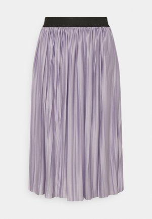JDYBOA SKIRT  - A-Linien-Rock - lavender gray/black