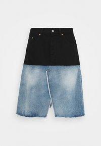 MM6 Maison Margiela - Denim skirt - blue - 6