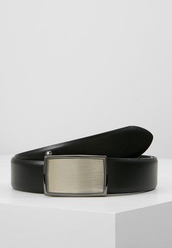 REGULAR BELT - Belt business - black