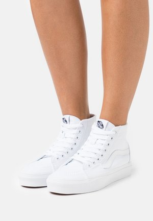 SK8 TAPERED - High-top trainers - true white