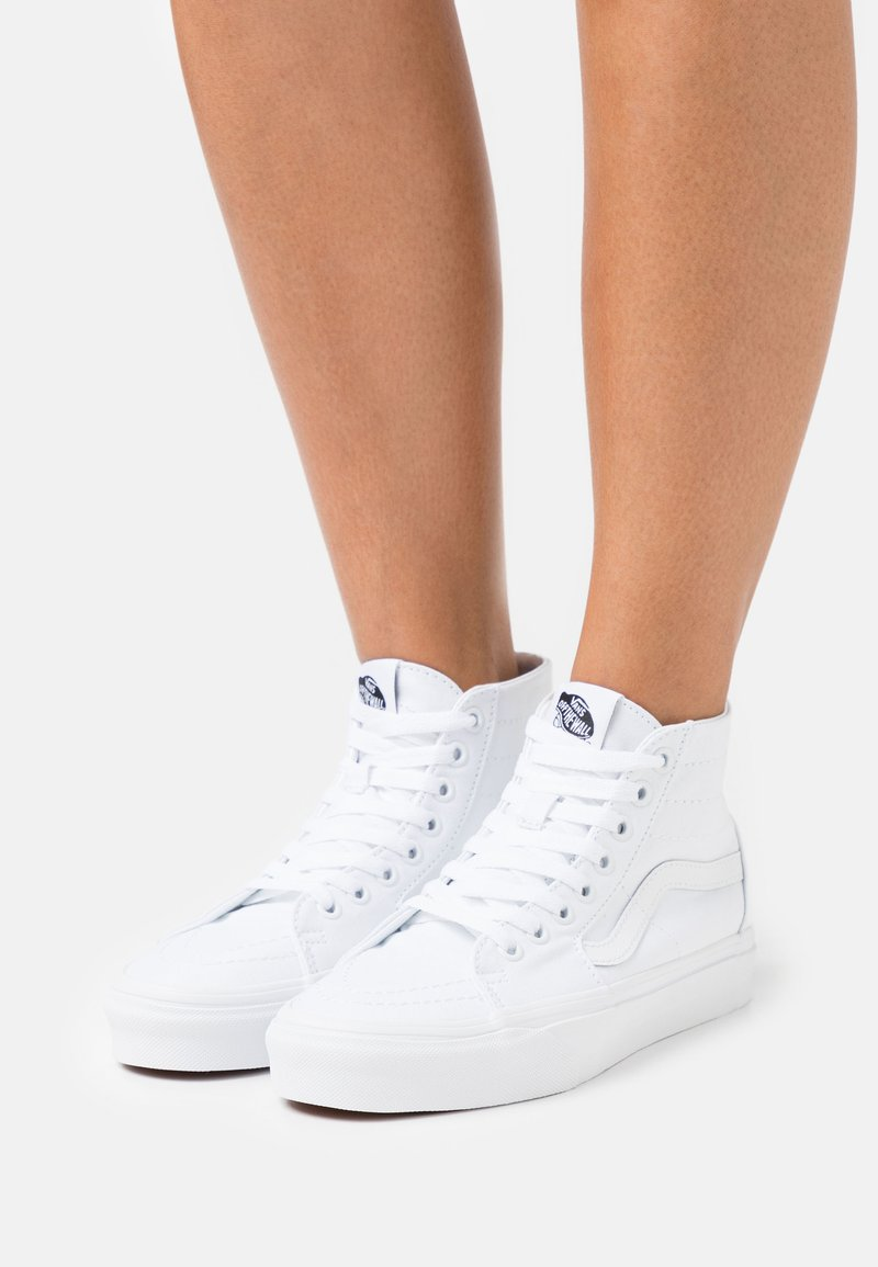 Vans - SK8 TAPERED - High-top trainers - true white