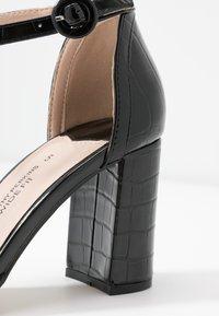 Dorothy Perkins - DEENA - Høye hæler - black - 5