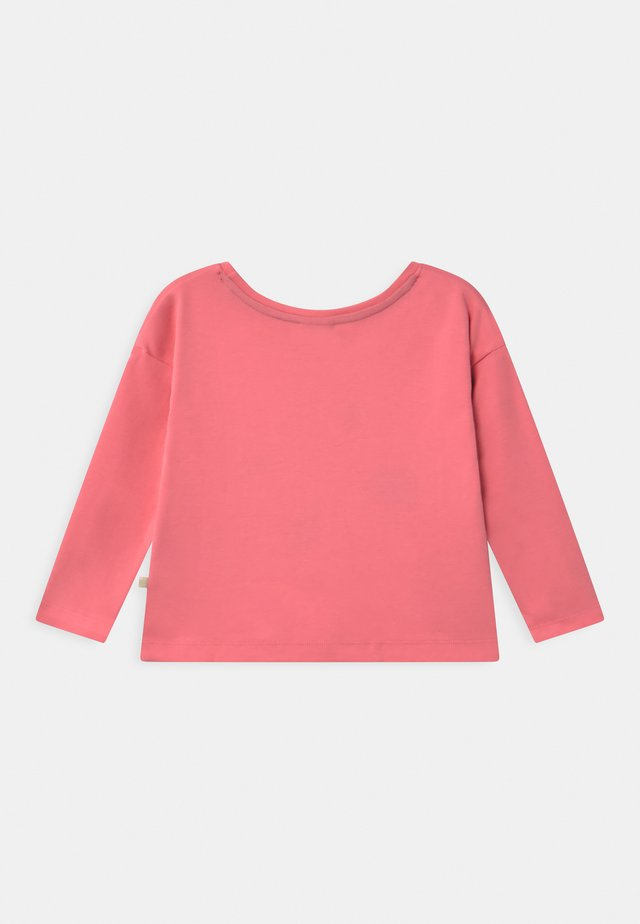 BETHANY BOXY - Long sleeved top - guava pink