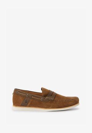 Mockasiner - brown
