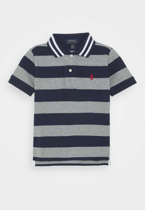 Poloshirt - andover heather/multi
