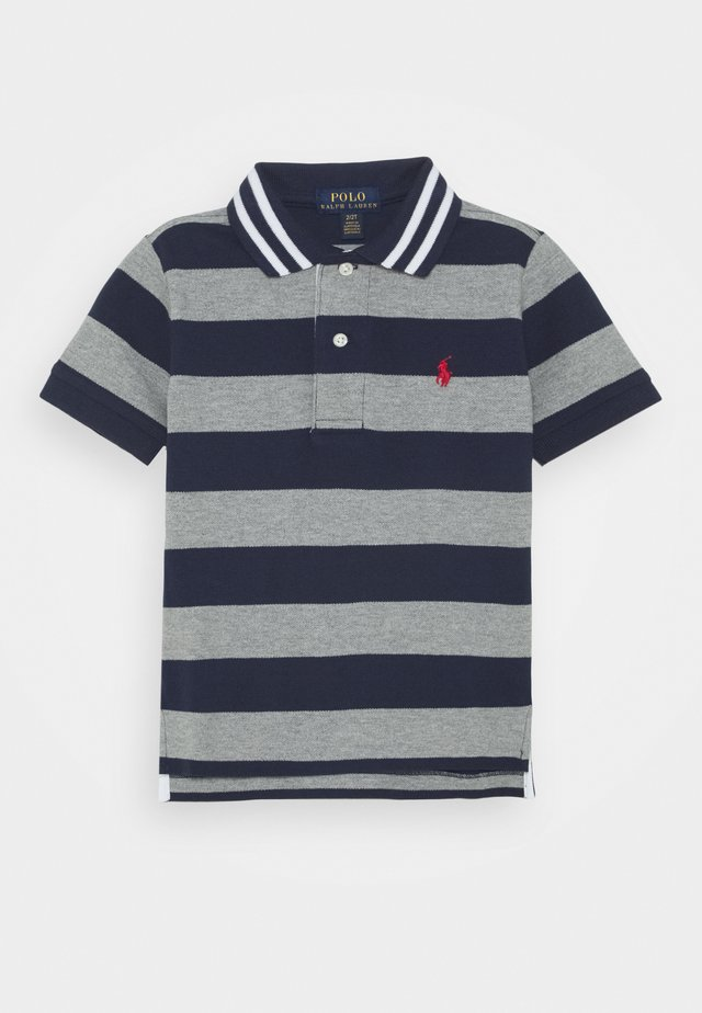 Poloshirts - andover heather/multi