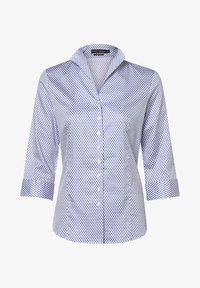 Franco Callegari - Button-down blouse - indigo/weiß - 0