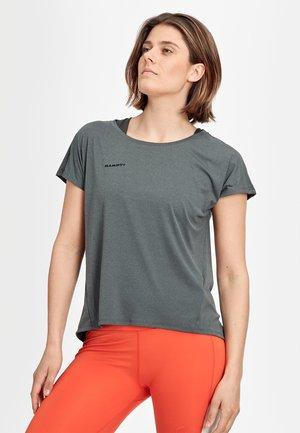 PALI - Print T-shirt - phantom melange
