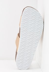 Anna Field - Slippers - rose gold - 6