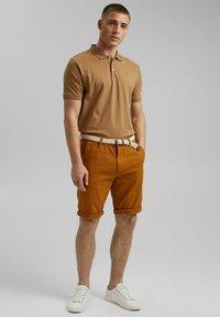 Esprit - Polo shirt - camel - 1