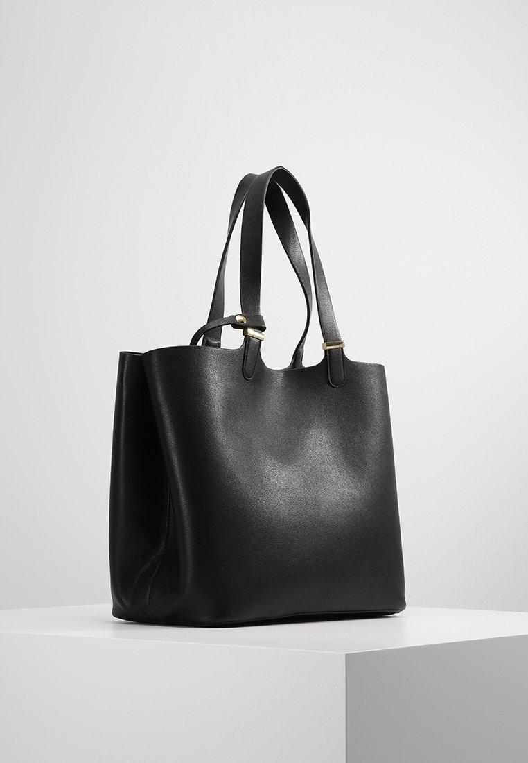 Pieces Shopping Bag - Black/schwarz