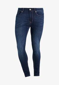 Jeans Skinny Fit - dark-blue denim