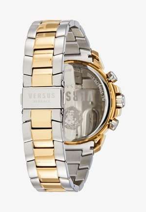 ABERDEEN - Zegarek chronograficzny - silver-coloured/gold-coloured