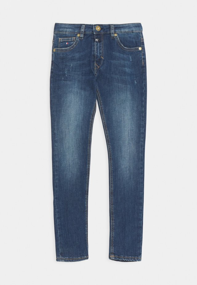 CLEAN WASH - Jeans Skinny Fit - midwor