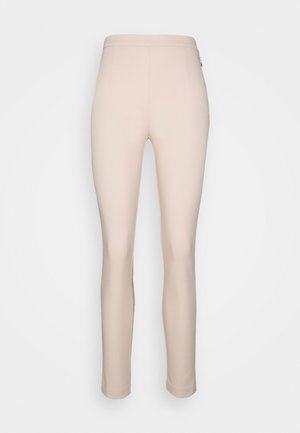 PANTALONI TROUSERS - Spodnie materiałowe - pink dune