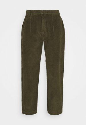 SIGNAL PANT - Kalhoty - olive