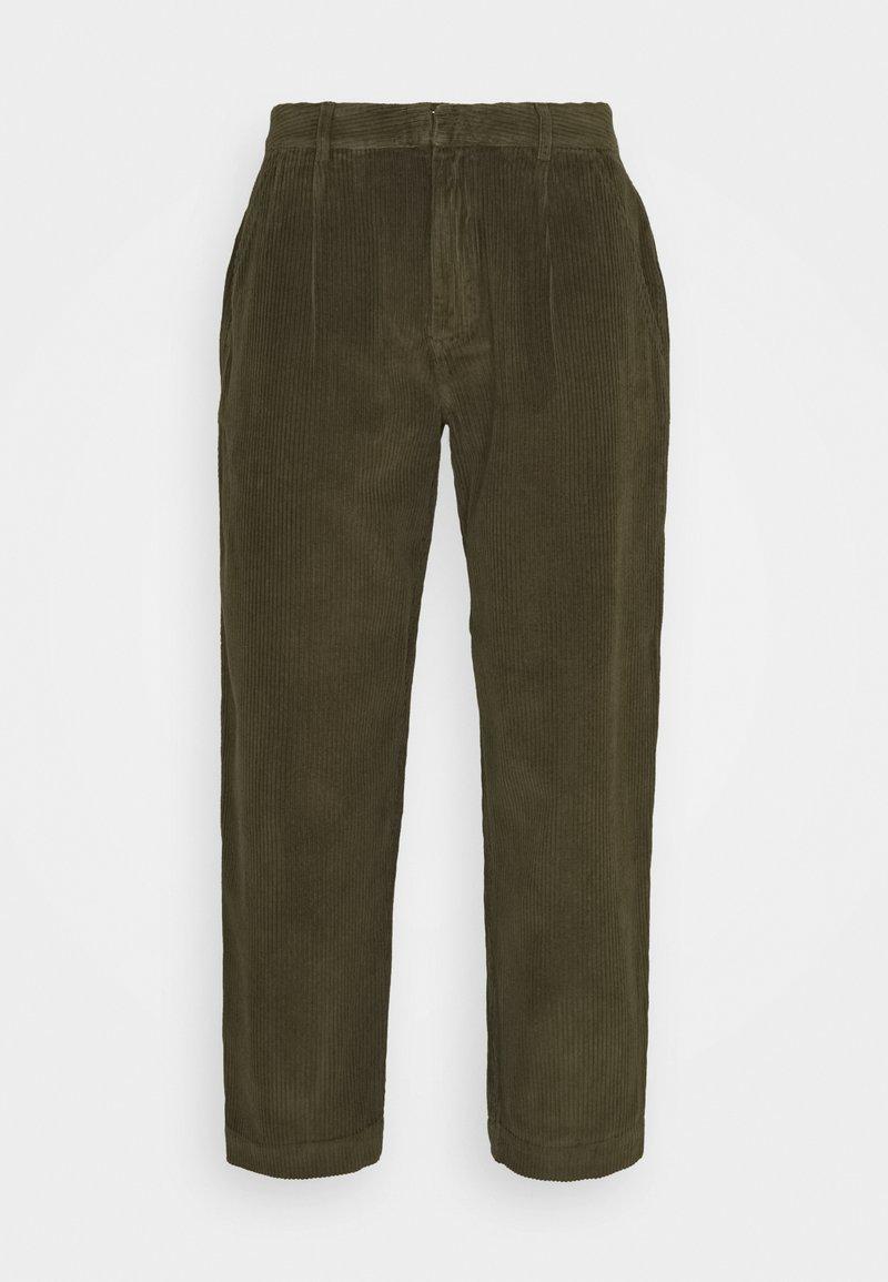 Folk - SIGNAL PANT - Pantalon classique - olive