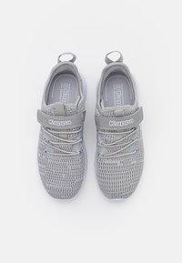 Kappa - CAPILOT UNISEX - Chaussures d'entraînement et de fitness - grey/white - 3