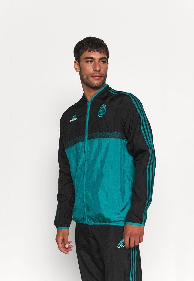 adidas Performance - REAL MADRID ICON - Training jacket - black