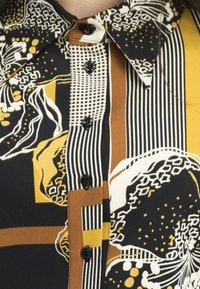 Nicowa - ITANJA - Shift dress - yellow - 4