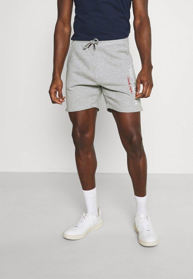 MICKAEL - Pantalon de survêtement - gris chine