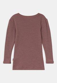Joha - LONG SLEEVES UNISEX - Camiseta de manga larga - old pink - 1