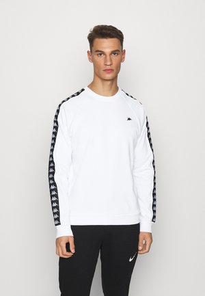 HARRIS CREW - Sweatshirt - bright white