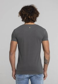 Liger - LIMITED TO 360 PIECES - Basic T-shirt - dark grey - 2