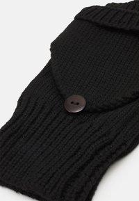 Even&Odd - Fingerless gloves - black - 2