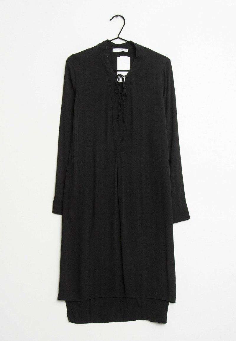 Mango - Korte jurk - black