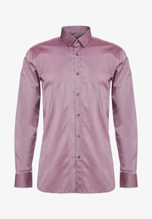 ELISHA EXTRA SLIM FIT - Camicia elegante - dark red