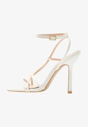 RUPA - High Heel Sandalette - white