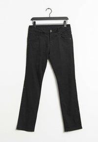 s.Oliver - Slim fit jeans - black - 0